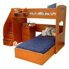59 Best Bunk And Loft Beds Images Kid Beds Kids Bunk