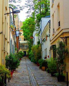 Montmartre, Paris, Francia.