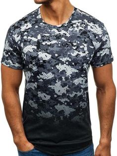 a21fe8ee7f2a Camouflage Summer T-Shirt