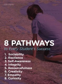 These 8 social and emotional skills are integral to students' success. Do you have any that you would add? from Molly Social Emotional Development, Social Emotional Learning, Social Skills, Classroom Memes, Ela Classroom, Resume Advice, Student Success, Cooperative Learning, Project Based Learning