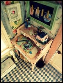 Liberty Biberty: The Little Shabby Craft Shed!
