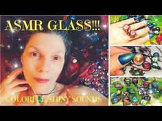Glass beads and marbles (ASMR) is a symphony of colorful and shiny sounds for your relaxation. Fake nail tapping, sliding and handling my collection of glass. Marbles, Asmr, Glass Beads, Colorful, Poster, Autonomous Sensory Meridian Response, Billboard, Marble, Sculptures