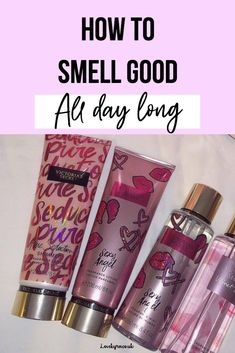 Perfume, body spray, how to smell good all day, best scented body sprays Victoria Secret Fragrances, Victoria Secret Perfume, Giorgio Armani, Victoria Secret Body Spray, Fragrance Lotion, Best Fragrances, Best Perfume, Body Lotions, Bath And Body Works
