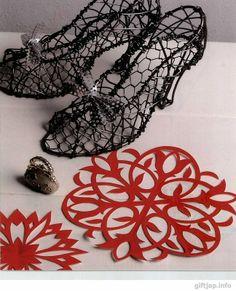 se de sko. skal selv se og lave formen - kun et billede. flotte