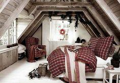 Christmas Bedroom Decorating Ideas-15-1 Kindesign