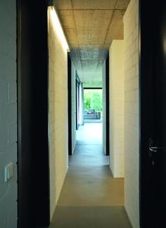 Flurbereich ©Scheuring und Partner Architekten