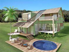 casa eucalipto - Pesquisa Google