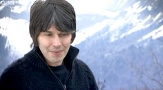 Dr. Brian Cox, English particle physicist.
