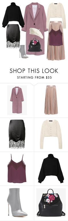 """девичья осень"" by partners-ko on Polyvore featuring мода, A.L.C., Givenchy, The Elder Statesman, MANGO, Diesel, Casadei, White House Black Market и Brixton"
