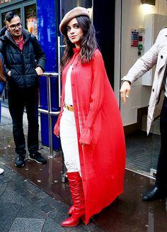 Camila leaving Global Radio in London | October 18, 2017