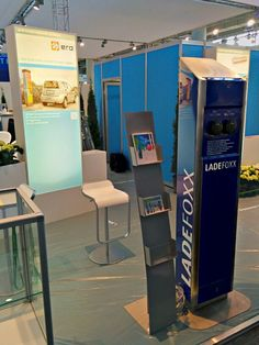 Hannover Messe ladefoxx
