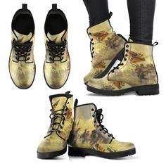 Civil War - Leather Boot