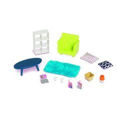buy my life as 7 inch mini doll living room set at walmart