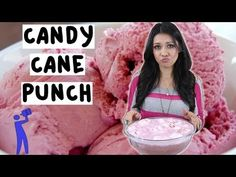 Make for Christmas. How to make Candy Cane Punch - Tipsy Bartender