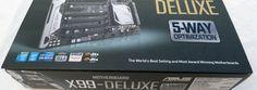 ASUS X99 Deluxe - http://www.tecnogaming.com/2014/12/asus-x99-deluxe/