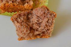 Palavras que enchem a barriga: Muffins de morango e tangerina com sementes de papoila para a Filipa :D