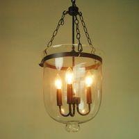 Free Shipping Home Lighting Indoor Vintage Lighting Decoration Pendant Lights Lustres De Sala E27 Bulb Base 110-120V