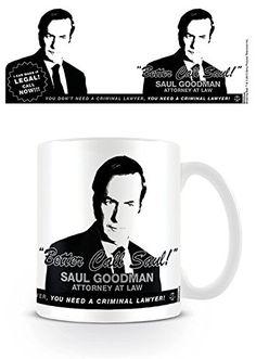 Breaking Bad Better Call Saul - I Can Make It Legal Ceramic Mug In Presentation Box @ niftywarehouse.com #NiftyWarehouse #BreakingBad #AMC #Show #TV #Shows #Gifts #Merchandise #WalterWhite