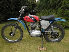 images bsa c15 | BSA C15 Classic Pre 65 Trials Motorcycle | eBay