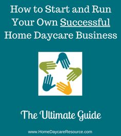 Creating a home daycare contract daycare ideas pinterest daycare startup ebook home daycare resource fandeluxe Gallery