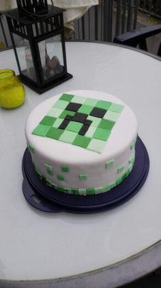 Minecraft Torte selbst backen  Minecraft torte Minecraft