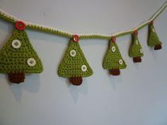 Image result for crochet garland