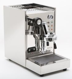 Alexia Evo Espresso Machine quickly create amazing shots of espresso with the compact, feature filled, easy to operate, Alexia semi-automatic espresso machine by Quick Mill. These features make this machine very popular among home and office users. This beautiful espresso machine can be bought at  https://everydayespresso.com #Coffeelover #Bethebest
