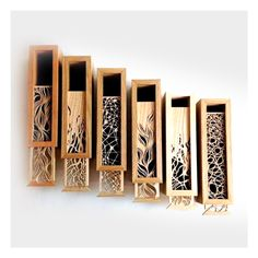 Michaela C Stone Furniture Boxes Laser Art, 3d Laser, Laser Cut Box, Laser Cutting, Wood Projects, Woodworking Projects, D Lab, Furniture Box, Laser Cutter Projects