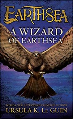 "Vintage Fantasy: ""A Wizard of Earthsea"" by Ursula K. Le Guin - Joseph Finley - Writer of Historical Fantasy Fiction A Wizard Of Earthsea, Fantasy Fiction, Fantasy Books, Fantasy Authors, Neil Gaiman, Ursula, Tolkien, Best Fantasy Series, Science Fiction"