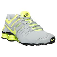 Boys' Grade School Nike Shox Current Running Shoes - 739637 007 | Finish Line