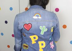 24 ideias criativas para customizar seu casaco blazer + passo a passo