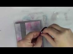 Stamping Mist Ghosting Technique