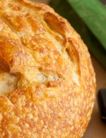 Sourdough Bread recipes plus an easier alternative to Amish Friendship Starter.