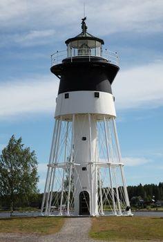 Svenska Högarna | Leuchtturm in Jävre