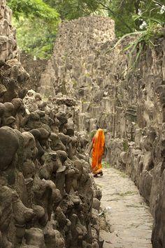 Rock Garden - Chandigarh, India