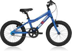 Bicicletas Ridgeback de niño como la MX16. Los más pequeños se merecen también buenas bicis.