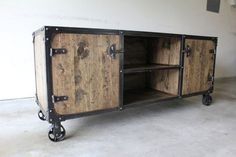 Cool Industrial Furniture Idea (46)