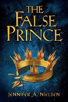 The False Prince by Jennifer A. Nielsen: 1st book in a series. Suspense and action with a fun twist.