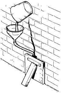 to Do Brick and Concrete Repairs Fixing cracks in brick and concrete.Fixing cracks in brick and concrete. Mortar Repair, Brick Repair, Concrete Block Walls, Cinder Block Walls, Cement Pavers, Concrete Patios, Concrete Steps, Basement Waterproofing Paint, Repair Cracked Concrete