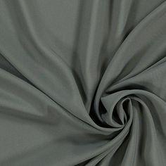 Chiffon stretch 19 – grigio scuro - Chiffon- tessuti.com