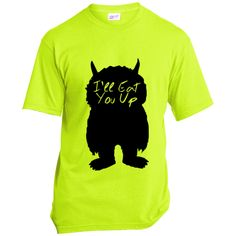 I'll Eat You Up Unisex T-Shirt – Rebel Style Shop Mommy And Me Outfits, Cute Outfits, Mom And Baby, My Outfit, Rockabilly, Unisex, Rebel Style, Eat, Mens Tops