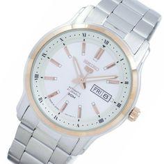 SNKP12J1 Seiko Japan Watch Stainless Steel Bracelet, Stainless Steel Case, Seiko 5 Automatic Watch, Seiko Watches, Bracelet Watch, Japan, Jewels, Accessories, Stainless Steel Mailbox