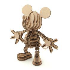 D-Torso x Disney Limited Series Mickey Natural