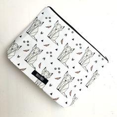 Wickeltaschen - Windeltasche :: Sleepy Fox:: - ein Designerstück von theoundpaula bei DaWanda