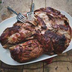 Bbq Steak, Pulled Pork, Crockpot Recipes, Slow Cooker, Menu, Cooking, Easy, Shredded Pork, Menu Board Design