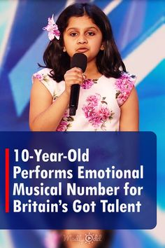 The Greatest Showman was one of the biggest grossing musical movies of all time. With an astounding soundtrack, a ten-year-old girl chose to flawlessly perform a hit song from the film on America's Got Talent. #BritainsGotTalent #SimonCowell #TheGreatestShowman 10 Year Old, 10 Years, Live Music, Good Music, Britain's Got Talent, The Greatest Showman, Hit Songs, Soundtrack, Comedians