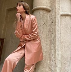 Thinking about a truffle pizza ⚡️ Long Sleeve Maxi, Maxi Dress With Sleeves, Truffle Pizza, Runway Shoes, Cable Knit Jumper, Trending Now, Modest Fashion, Her Style, Fashion Brands