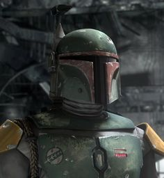 Boba Fett - Force Unleashed