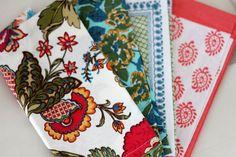 napkins from World Market