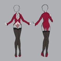 Commissions by Scarlett-Knight on DeviantArt Cosplay Outfits, Anime Outfits, Cool Outfits, Clothing Sketches, Dress Sketches, Drawing Anime Clothes, Dress Drawing, Fashion Design Drawings, Fashion Sketches
